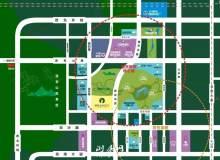 创和公园一号区位图