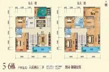 浏阳奥园广场5-6栋复式