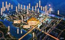 浏阳利通长兴城规划图