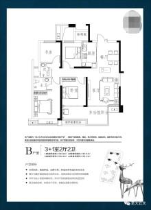 1~4# B户型