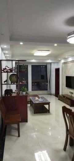 (集里街道)鸿宇城2室2厅1卫93m²豪华装修