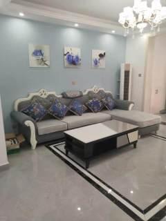 新月半岛洋房3室2厅2卫108平全新装修未住使用面积120平
