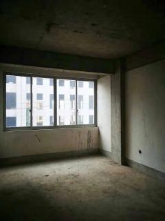 巨诚精品房丽都花苑毛坯房,三室两厅,步行中间楼层