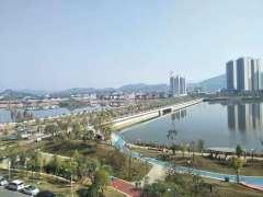 奥园广场4+1长兴湖湖景房只售91万