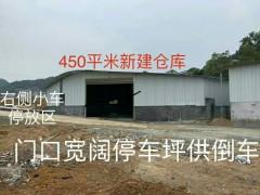 浏阳汽车西站后面新建钢构架仓库整装待租