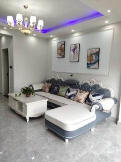 (荷花街道)新月半岛2室2厅1卫86m²精装修