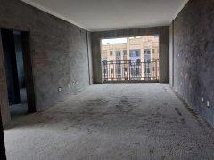 (关口街道)银天长兴湖壹号3室2厅2卫126m²毛坯房