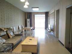 名河鑫都河景3室2厅1卫110m²精装修月租1900元
