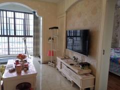 (荷花街道)新月半岛2室2厅1卫85m²豪华装修。带中央空调