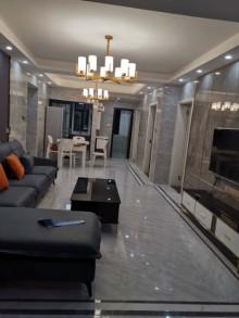 嘉悦城4室2厅2卫128m²精装修91.8万,品牌家电家具