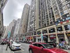 (集里街道)浏阳创意君悦城1室1厅1卫88.6m²精装修