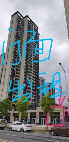 (关口街道)浏阳碧桂园时代城1室1厅1卫63m²毛坯房