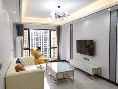 (关口街道)银天长兴湖壹号,2室2厅1卫77m²精装修
