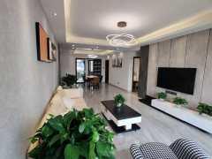 嘉悦城中高层3室2厅2卫118.6m²精装修85.8万