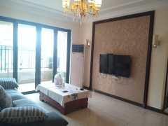 恒大华府三期3室2厅1卫112m²精装修2200元每月