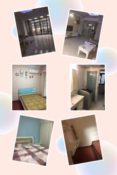 (荷花街道)新月半岛3室1厅1卫110m²,月租1600元