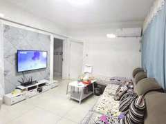 (淮川街道)河畔阳光3室2厅2卫85m²精装修