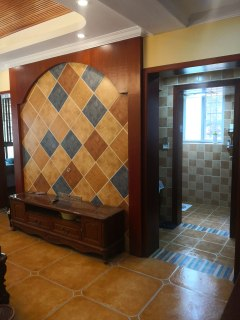 (荷花街道)早城二期1室1厅1卫,家具家电齐全,、高档装修
