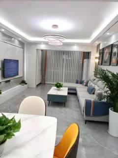 浏阳河小学中学鑫远名城3室2厅2卫一中旁边80.8万全新精装