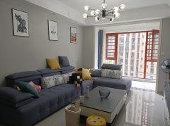 (荷花街道)新月半岛2室2厅1卫1200元/月99.8m²出租