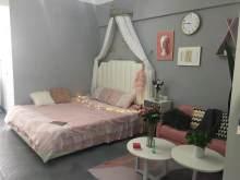 步行街附近沙信息城1室1厅1卫29.8万44平北欧风格拎包入住