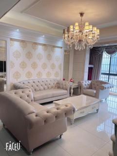 (集里街道)君悦华府3室2厅2卫3000元/月131m²出租