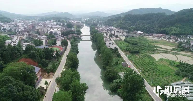 大溪河大围山段