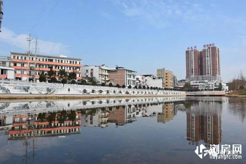 捞刀河社港集镇段