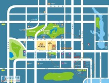君悦阳光城位置图